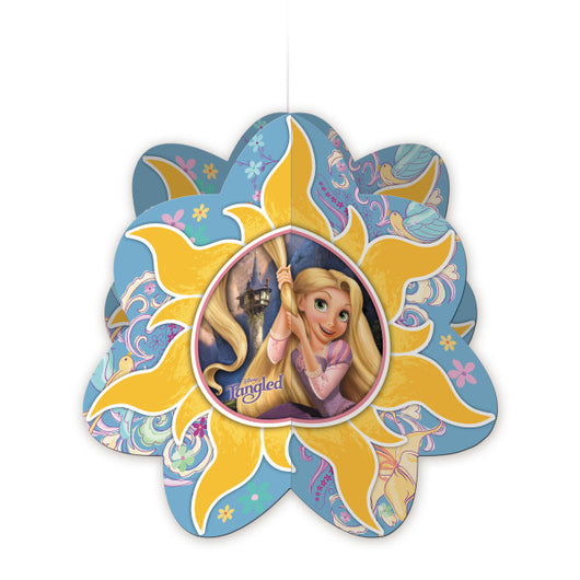 Disney Tangled Hanging 3D Decoration