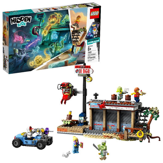 LEGO Shrimp Shack Attack 70422 (3)