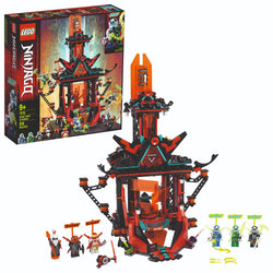 LEGO Empire Temple of Madness 71712 (2)