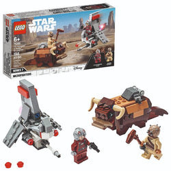 LEGO T-16 Skyhopper vs Bantha Microfighters 75265 (5)