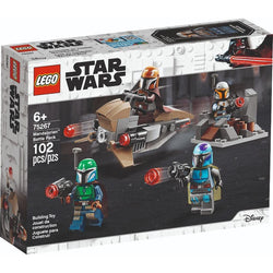 LEGO Mandalorian Battle Pack 75267 (8)