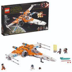 LEGO Poe Dameron's X-wing Fighter 75273 (3)