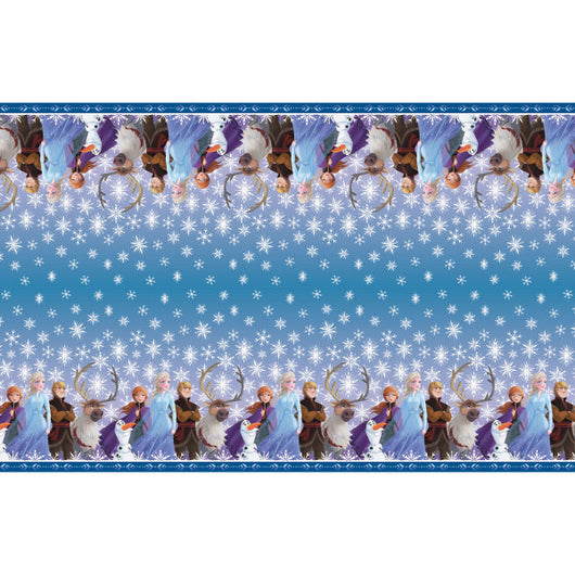 Disney Frozen 2 Rectangular Plastic Table Cover, 54