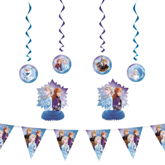 Disney Frozen 2 Decorating Kit, 7pc