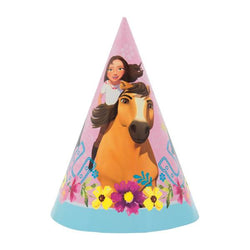 Spirit Riding Free Party Hats, 8ct
