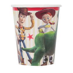 Disney Toy Story 4 9oz Paper Cups, 8ct