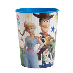 Disney Toy Story 4 16oz Plastic Stadium Cup