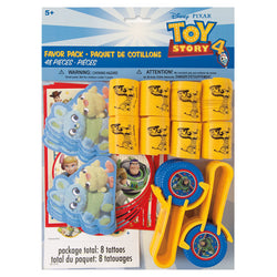 Disney Toy Story 4 Favor Pack, 48ct