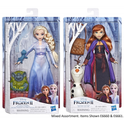Disney Frozen 2 Storytelling Doll and Accessories Assortment (4)