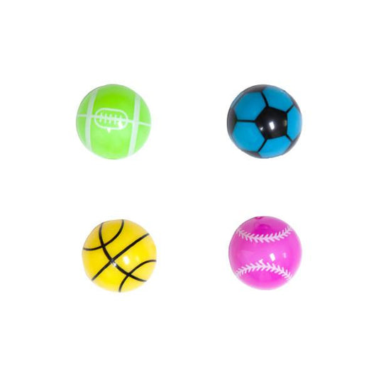Sports Ball Pop Up Favors, 8ct