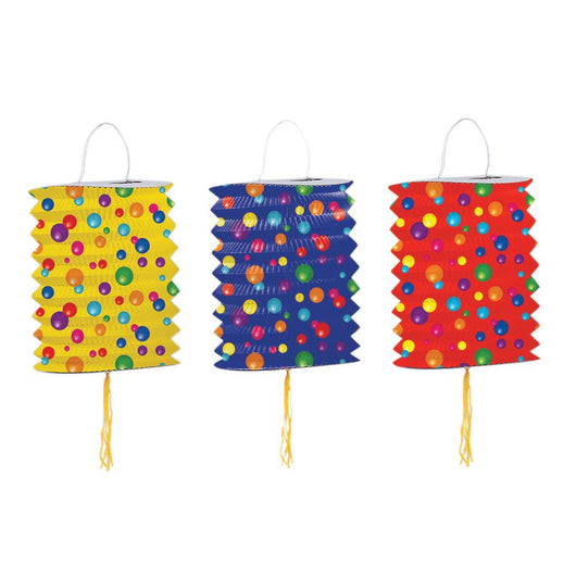 Color Dots Lantern 5