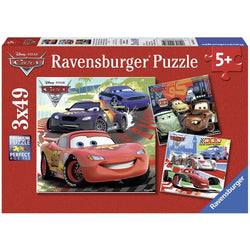 Ravensburger Disney Cars Worldwide Racing Fun