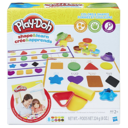 Play-Doh Early Learning Play-Doh Colors and Shapes (4)