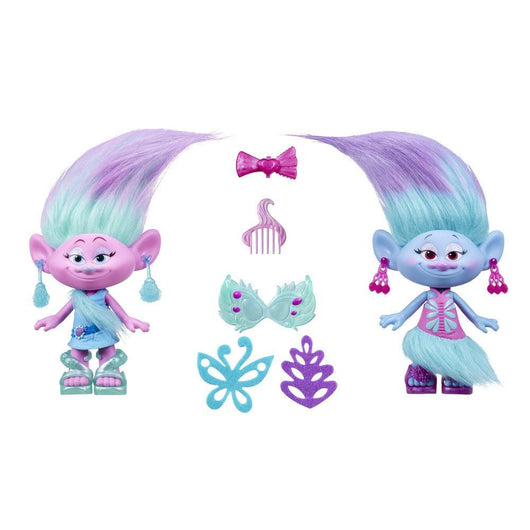 Trolls Satin and Chenilles Style Set (3)