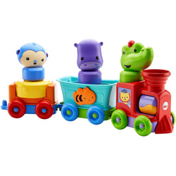 Fisher-Price Silly Safari Rattle & Roll Animal Train (2)