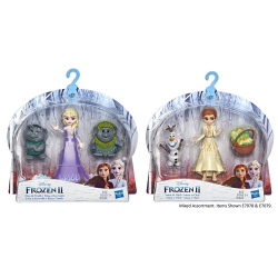 Disney Frozen 2 Small Doll and Friends Assortment (4)