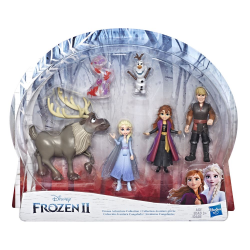 Disney Frozen 2 Small Doll Multipack (4)