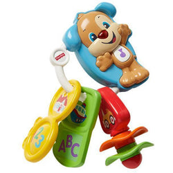 Fisher-Price Laugh & Learn Count & Go Keys (3)