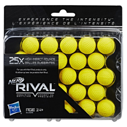 Nerf Rival 25 Round Ammo Refill (6)