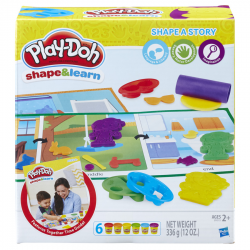 Play-Doh Early Learning Shape a Story (3)