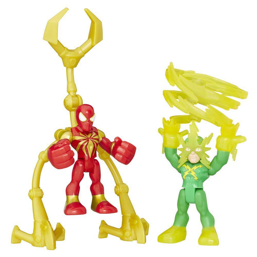 Playskool Heroes Marvel Superhero Adventures Power Up 2-pk Assortment (6)