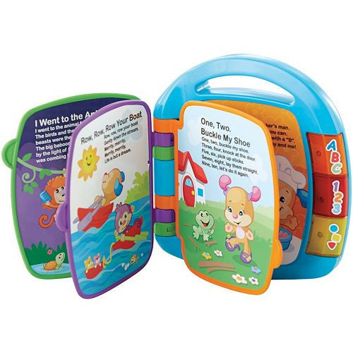 Fisher-Price Laugh & Learn Storybook Rhymes (5)