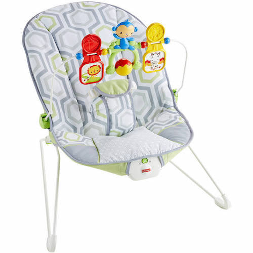 Fisher-Price Baby's Bouncer Geo Meadow (3)