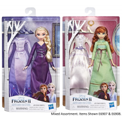 Disney Frozen 2 Doll and Fashion Assortment (4)