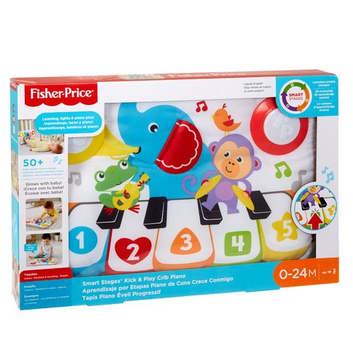 Fisher-Price Smart Stages Kick & Play Piano (5)