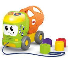 Fisher-Price Sort & Spill Learning Truck (2)