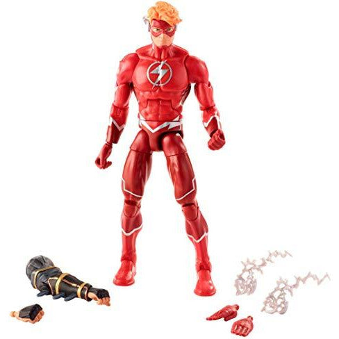 DC Comics Multiverse Wally West Action Figure (6)