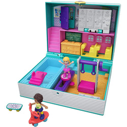 Polly Pocket Mini Middle School (4)