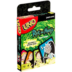 UNO Licensed Rick and Morty (8)