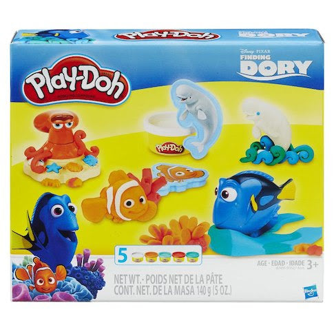 Play-Doh Licensed Assortment (6)