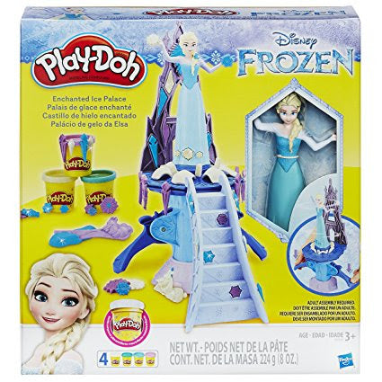 Play-Doh Enchanted Ice Palace (3)