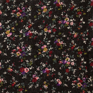 Moonlit Meadows Floral Tie