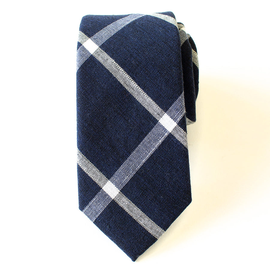New England Plaid Tie