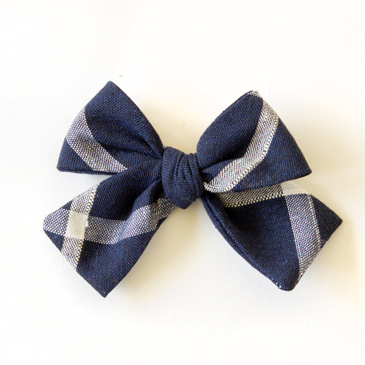 New England Hair Bow for Girls