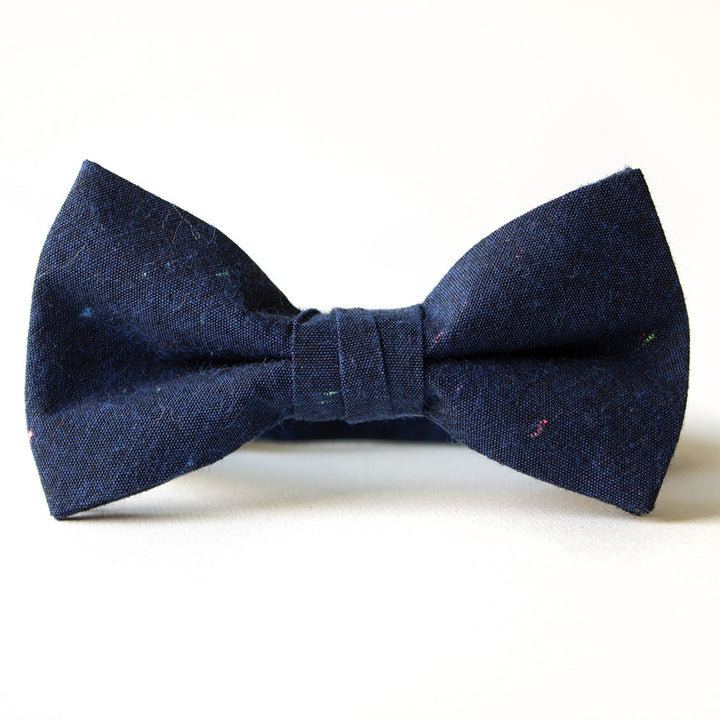 Lake House Linen Bow Tie for Boys