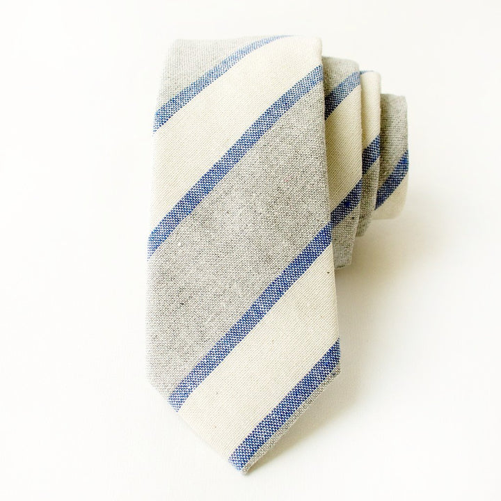 Benson Stripe Men's Tie