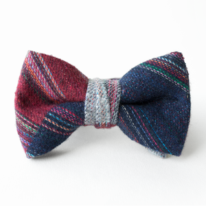 Cozytown Plaid Bow Tie for Boys