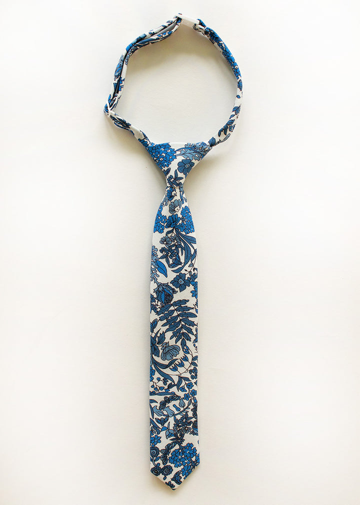 Encinitas Floral Tie for Boys