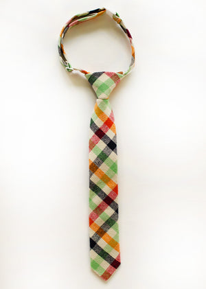 Home Grown Plaid Boys Tie