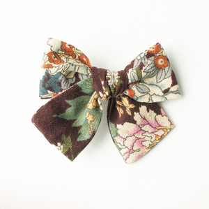 Last Chance Clearance-Kingston Floral Hair Bow for Girls