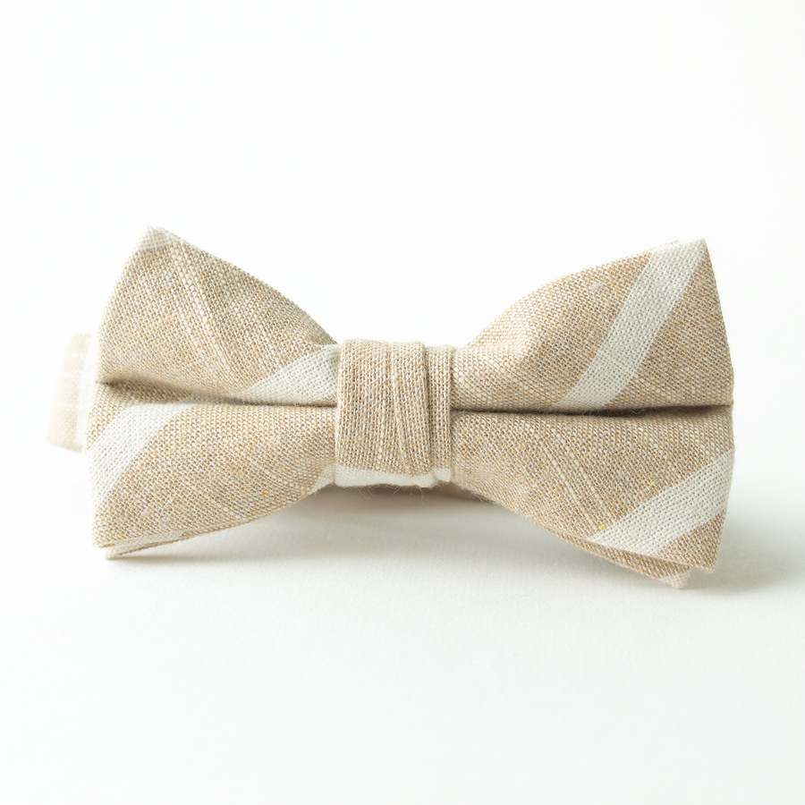 La Jolla Stripe Bow Tie for Boys
