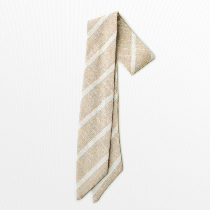 La Jolla Stripe Everything Bow for Girls & Women - Neck scarf & Hair wrap