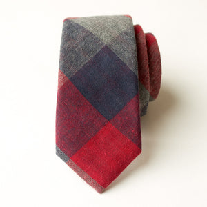 Lenox Plaid Men's Tie