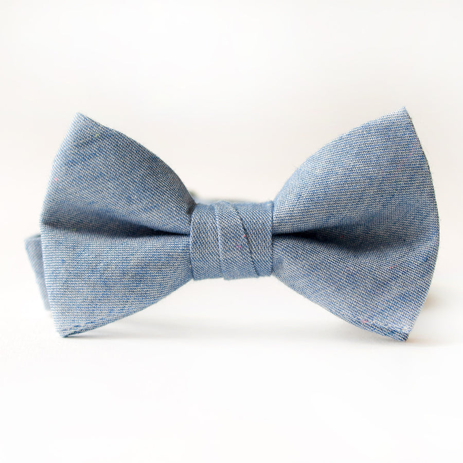 Levi Linen Bow Tie for Boys