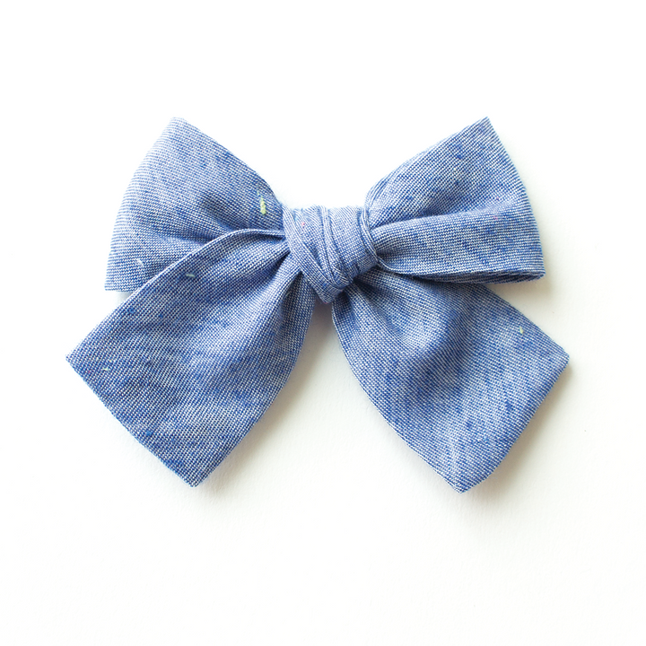 Levi Hair Bow for Girls