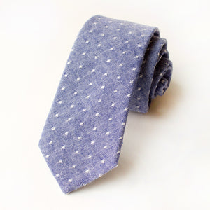 Lincoln Chambray Tie